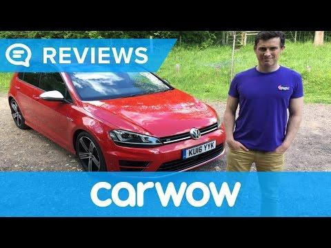Volkswagen Golf R Hothatch review 2016   Mat Watson Reviews
