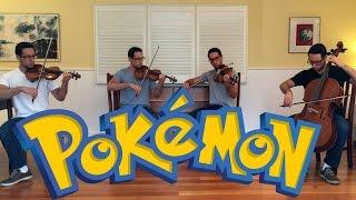 Pokemon Red and Blue Medley - String Quartet