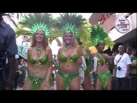 Mapouka Caribbean Style Best Of St Maarten Carnival 2011 Part 4 Nokturna9 video