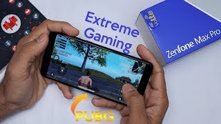 Asus Zenfone Max Pro M1 Gaming Review with Battery Drain and Temperature Test // SD 636