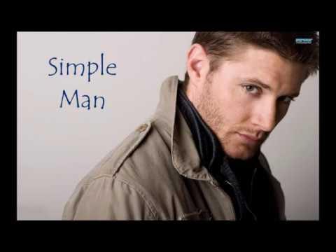 Simple Man  : Jensen Ackles