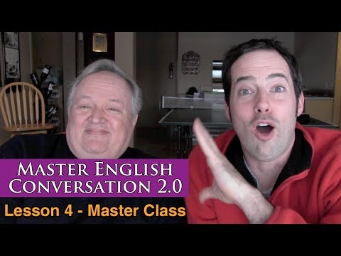 Real English Conversation & Fluency Training – Family & Reunions – Master English Conversation 2.0