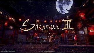 『シェンムーIII』E3 2019トレーラー(日本語版)