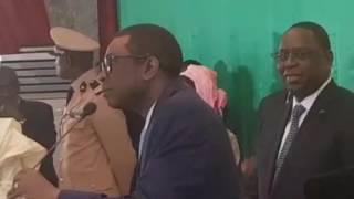 Can 2017 | Youssou NDOUR galvanise les Lions