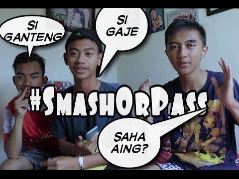 Smash Or Pass Challenge ft. Social Bros Indonesia