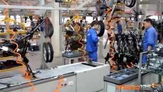 Cimamotor 2012 - Fabrica Lifan