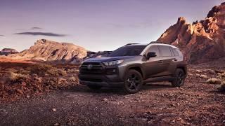 2020 Toyota RAV4 TRD Off-Road | Steve Landers Toyota
