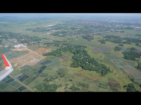 Air Asia UPG -DPS Makassar to Bali 1080HD