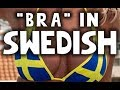 Useful Swedish words that you should know..