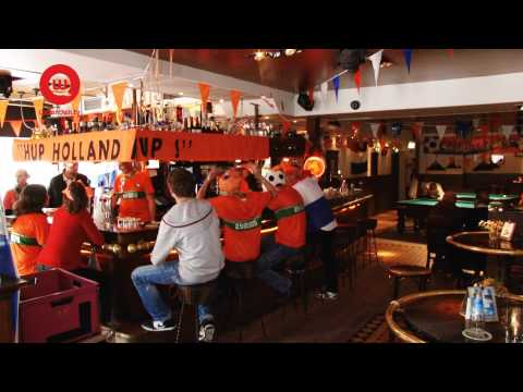 Walzicht in top 3 leukste Oranje Cafes | Woerden.tv