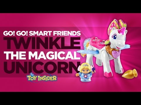 Twinkle the Magical Unicorn | A Toy Insider Play by Play