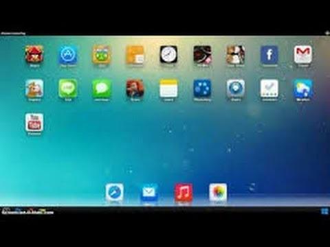 Como Descargar E Instalar El Emulador De ipad Para Pc