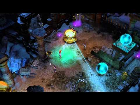 Lara Croft and the Temple of Osiris E3 2014 trailer