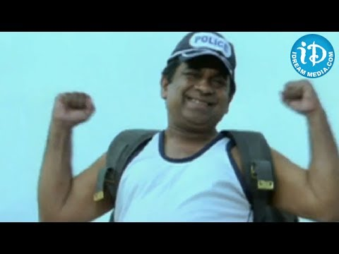 Brahmanandam Back To Back Comedy Scenes - Hero Movie video