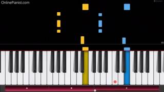 Download Lagu Kendrick Lamar - HUMBLE - Easy Piano Tutorial Gratis STAFABAND