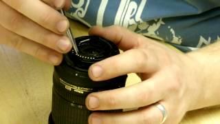 Nikon Lens Repair