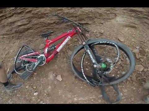 Red Bull Rampage Crash - HD