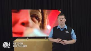 Sony 65 Black Ultra HD 4K LED 3D HDTV XBR-65X900C - Overview and Features