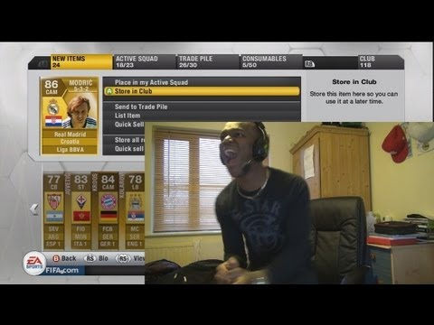 FIFA 13 | Pack Opening | Guess Who I Got!!!!!