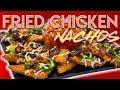 Fried Chicken Nachos - Handle It