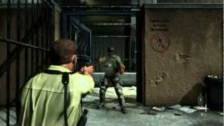 Max Payne 3 - Gameplay delle armi ITA HD
