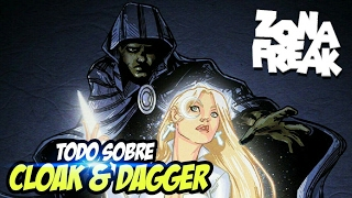 Todo sobre CLOAK & DAGGER   Zona Freak