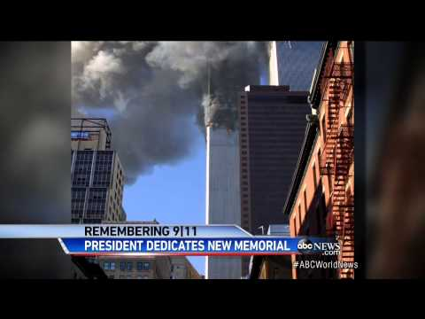 President Obama Dedicates 9/11 Museum