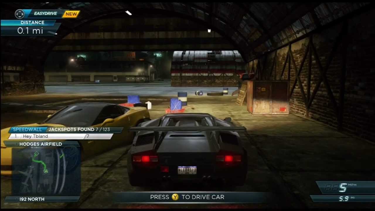 jackpots in nfs most wanted