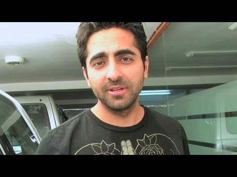 Prank Played On Ayushmann | Vicky Donor