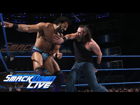 Luke Harper vs. Jinder Mahal: SmackDown LIVE, June 20, 2017 thumbnail