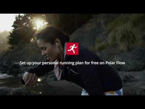 Polar M200 GPS Running Watch and Polar Running Program