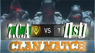 GHOST RECON PHANTOMS CLAN MATCH 7CA vs [IsI]