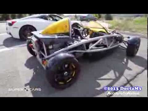 Meet the BEAST: Ariel Atom Cruise & Review: All You Ever Wanted to Know... (Ep. #1)