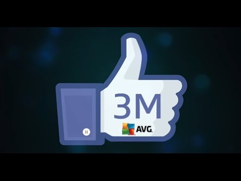 AVG Welcomes 3 Million Facebook Fans