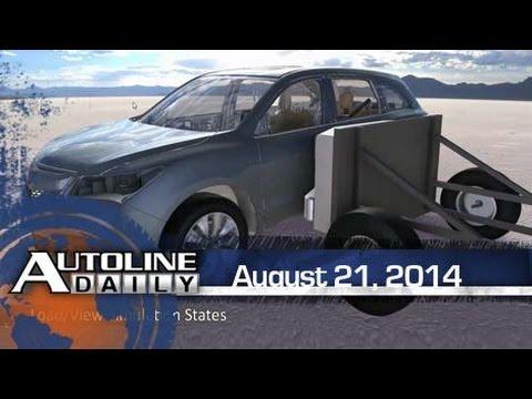 GM 8-Speed Lighter Than 6-Speed, Honda Crashes in High-Rez. 3-D - Auto