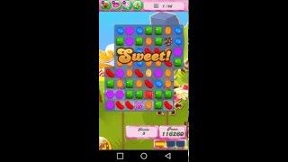 Candy crush saga 1670 level