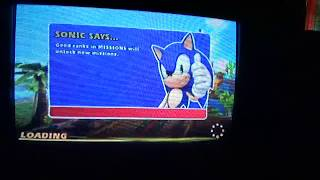 Sonic and SEGA All-Stars Racing for the Nintendo Wii