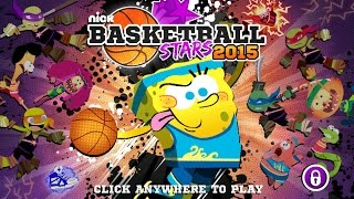 Games: Nickeloden Basketball Stars 2015