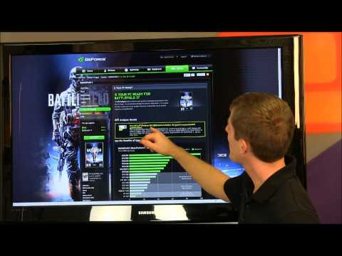 NVIDIA Battlefield 3 GPU Analyzer Tool - How to Find Out if You Need to Upgrade NCIX Tech Tips