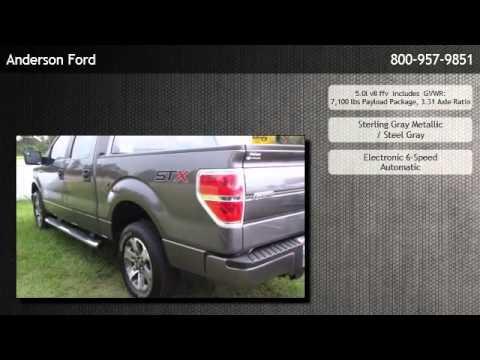 2014 Ford F-150 2WD SuperCrew 5-1/2 Ft Box STX  - Hightower