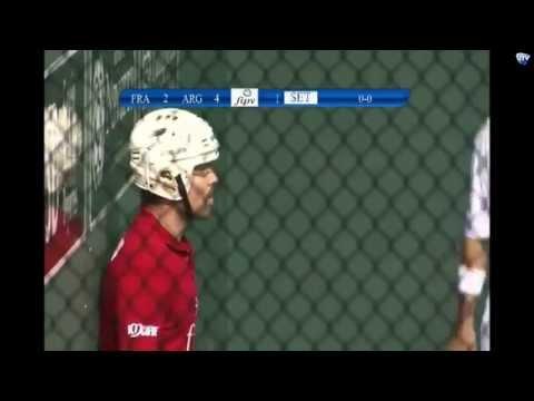 Mondial Pelote Basque Mexique 2014 - Demi Finale Pala Corta - France contre Argentine