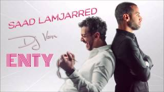 Saad Lamjarred - ENTY (Official Audio)   سعد لمجرد - إنتي