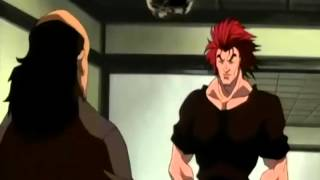 yujiro hanma bullet speed anime fight HD