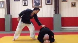 Ju-jutsu - Apprendre à bien chuter !