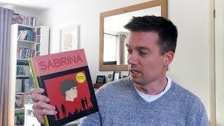 Vlog: Graphic novels - Sabrina/Apollo