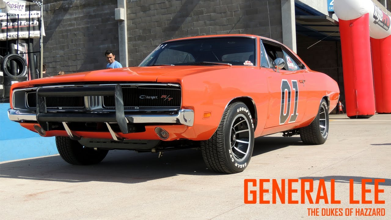 Original General Lee Drag Race Burnout 1080p Hd Youtube