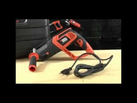 Black & Decker - Martelete SDS Plus KD975KA
