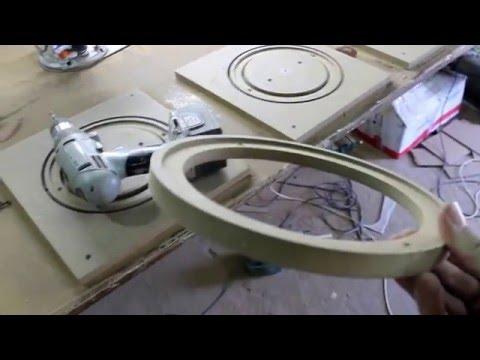 Как вырезать кольцо из фанеры своими руками 25