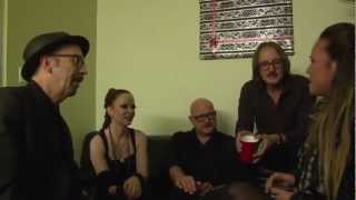 Garbage Interview -- 23rd Annual Almost Acoustic Christmas