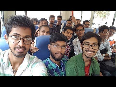 COLLEGE TRIP TO ISRO Bangalore - Industrial Visit MSRIT